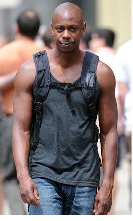 dave chappelle buff